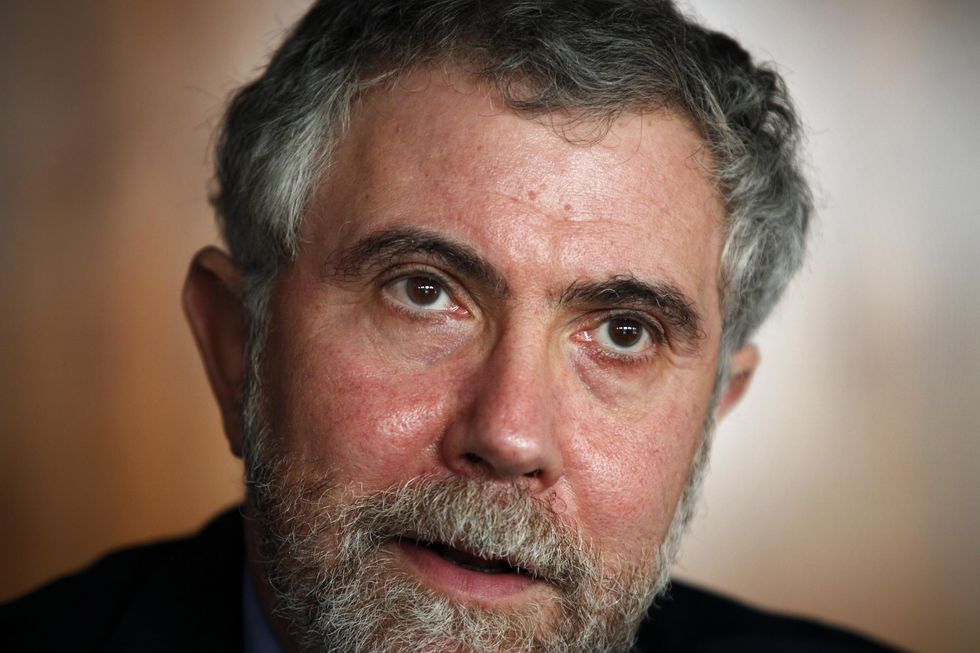 """""""What is the problem with Italy?"""" Paul Krugman tries to answer"""