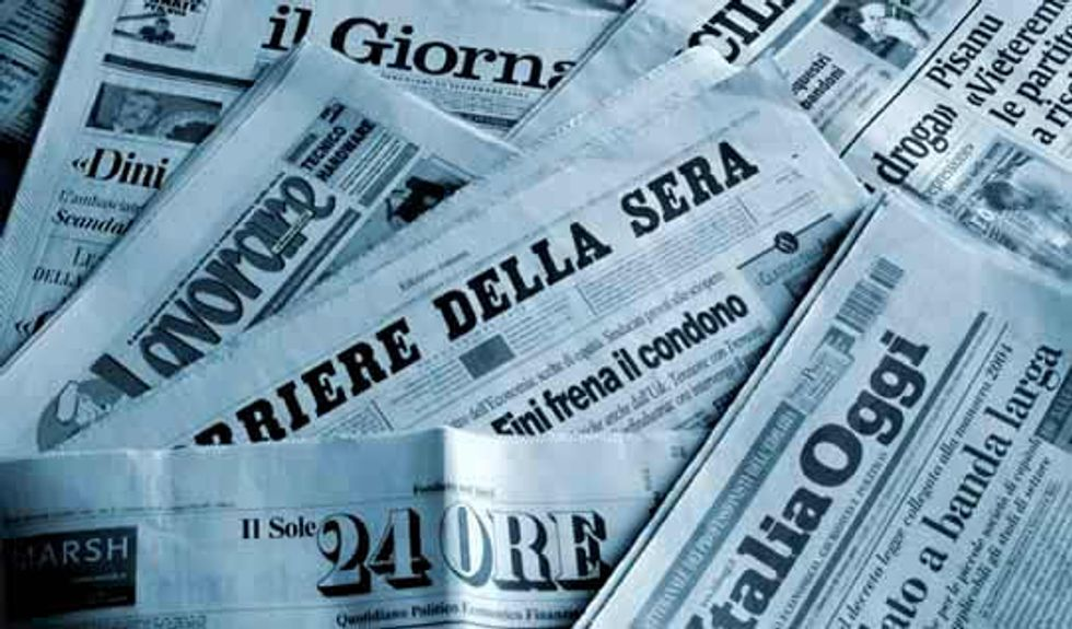 Italian journalists to strike over defamation bill