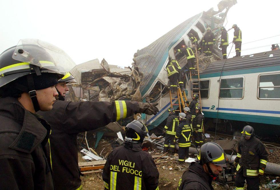 Incidenti ferroviari: i 10 più gravi della storia in Italia - Foto