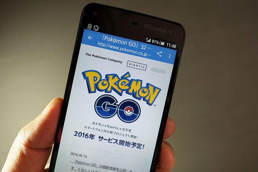 Pokemon Go 6