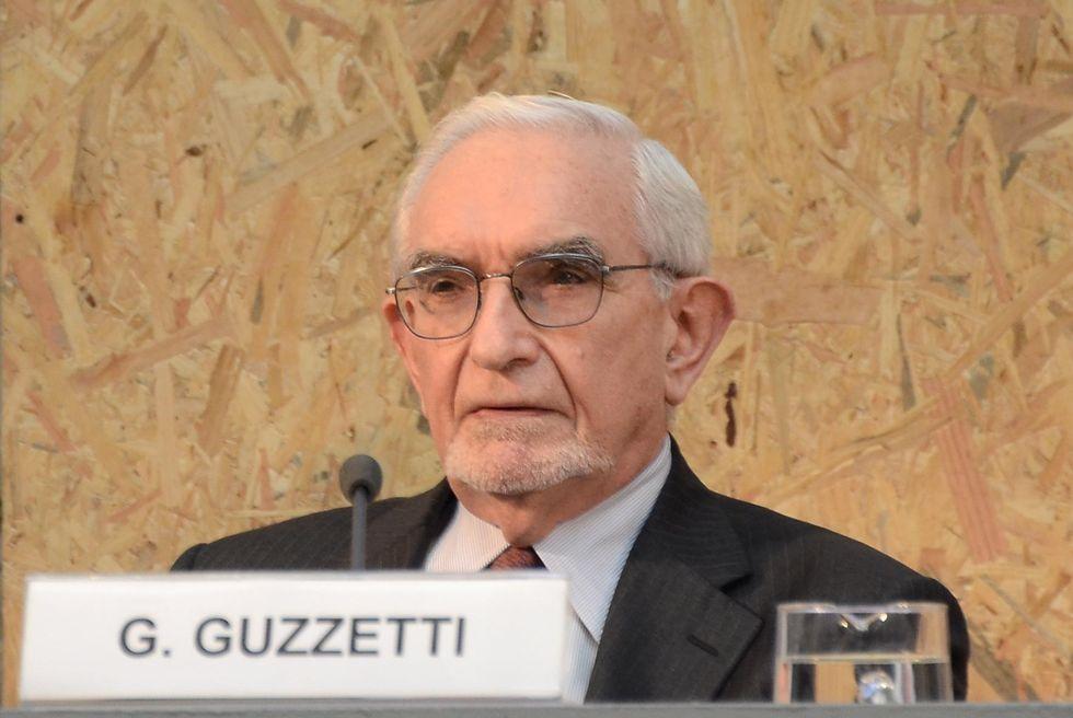 An interview with Italian banker Giuseppe Guzzetti