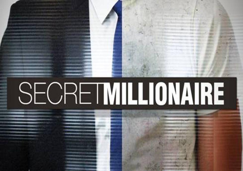 Secret Millionaire Italia 1