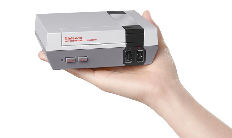 Nintendo Enterteinment System