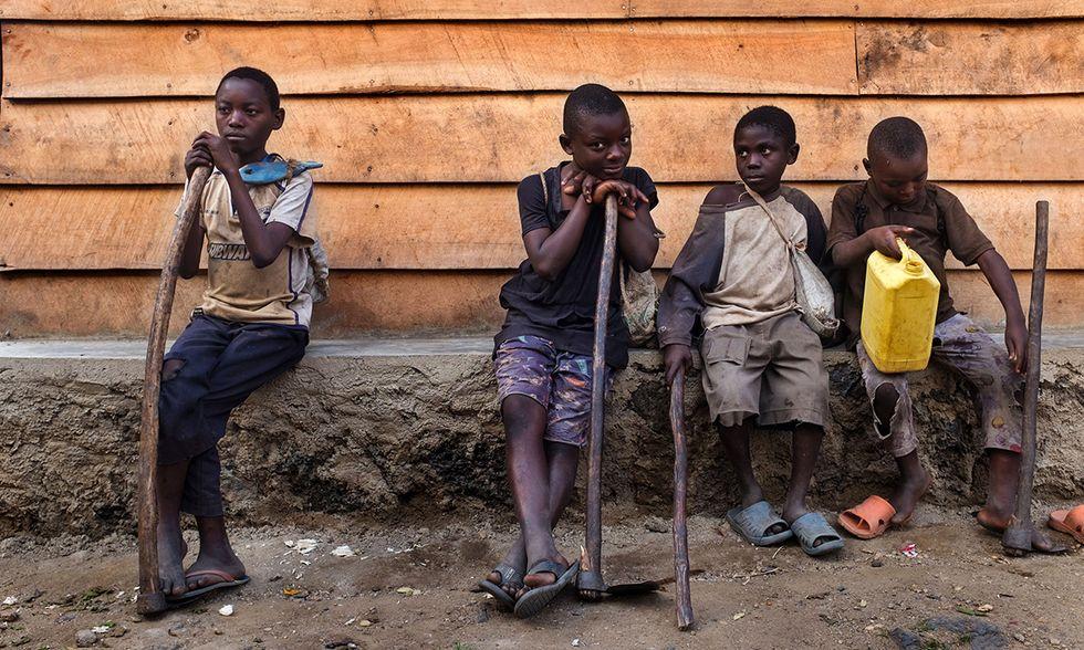 Vita quotidiana in Congo