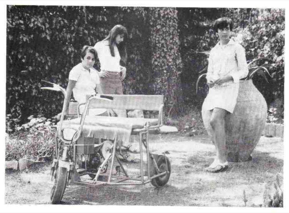 Italiani che fecero l'impresa: storia e foto della Di Blasi, pioniere dei pieghevoli a due ruote