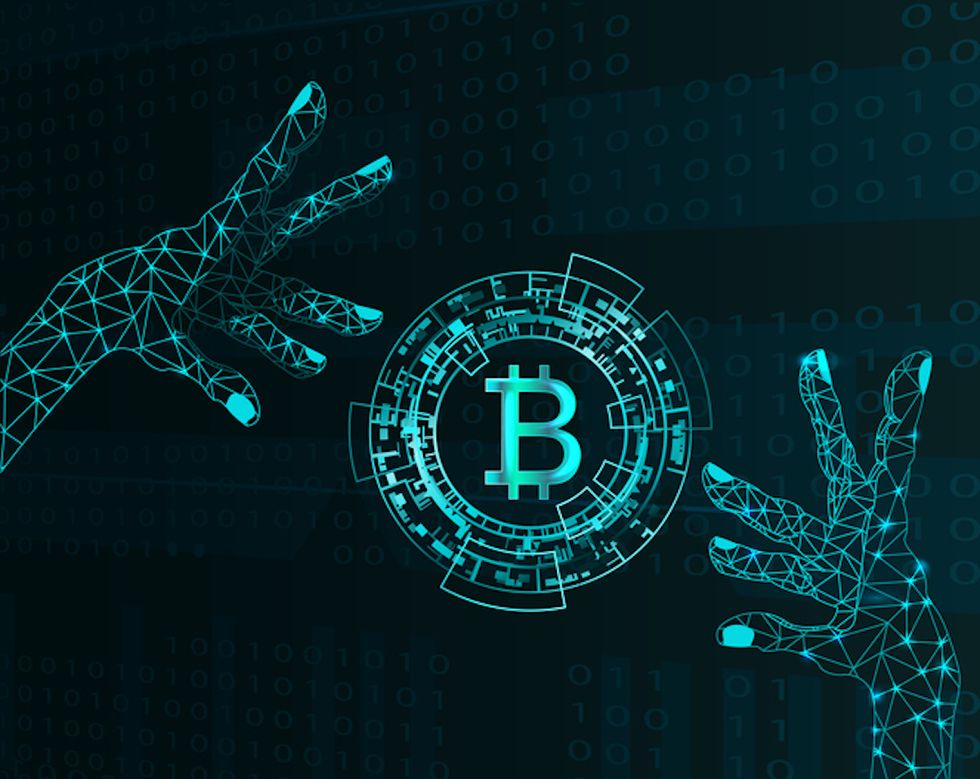 simbolo di borsa bitcoin