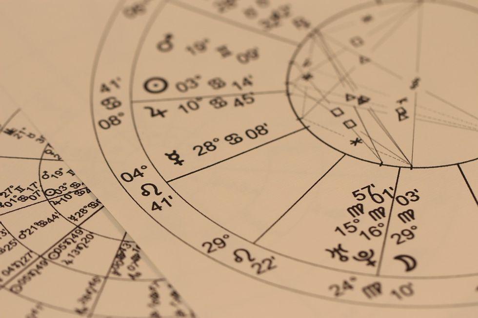 E se andassi da un'astrologa?