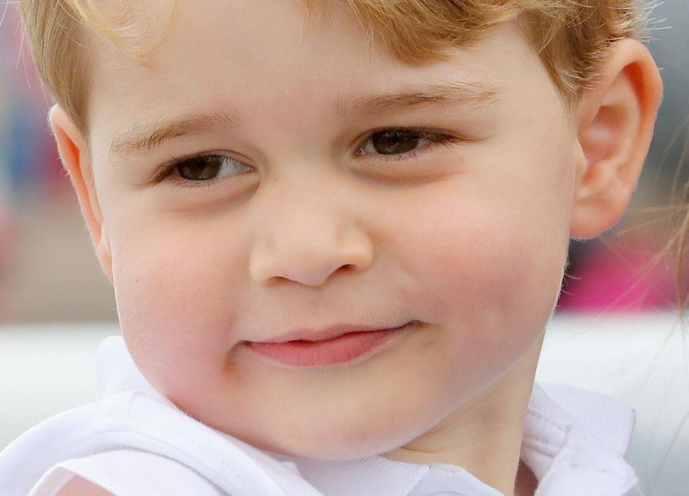 Il Principe di Cambridge George