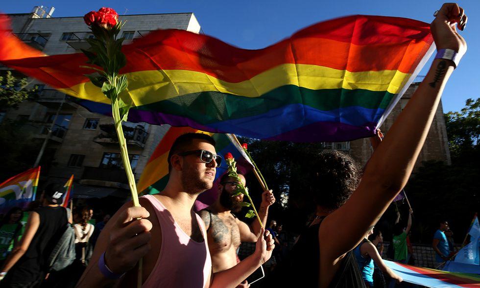 Gay Pride Gerusalemme