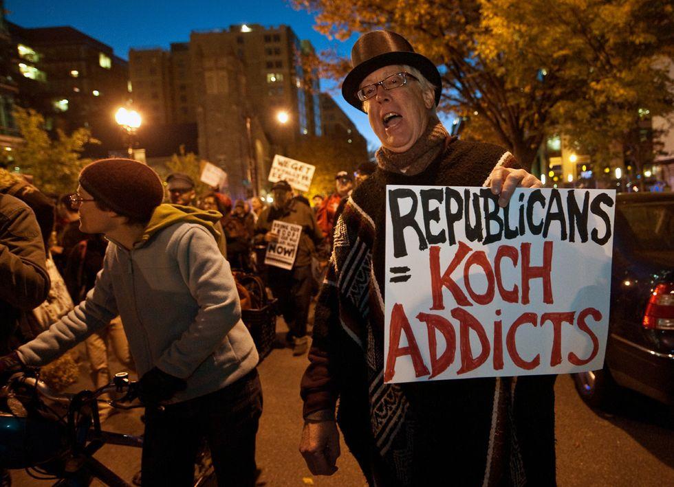 Elezioni Usa: a che gioco giocano i fratelli Koch
