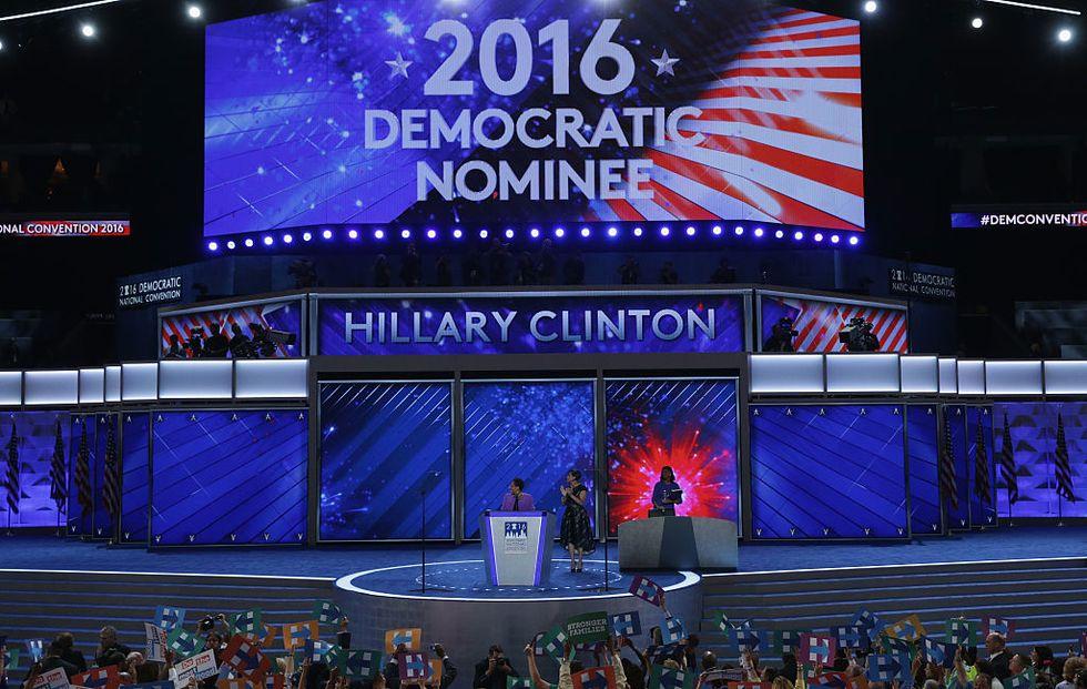 Hillary Clinton nella storia: prima candidata donna alla Casa Bianca