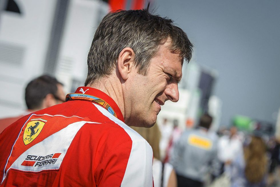 Ferrari: addio a James Allison, Mattia Binotto nuovo direttore tecnico