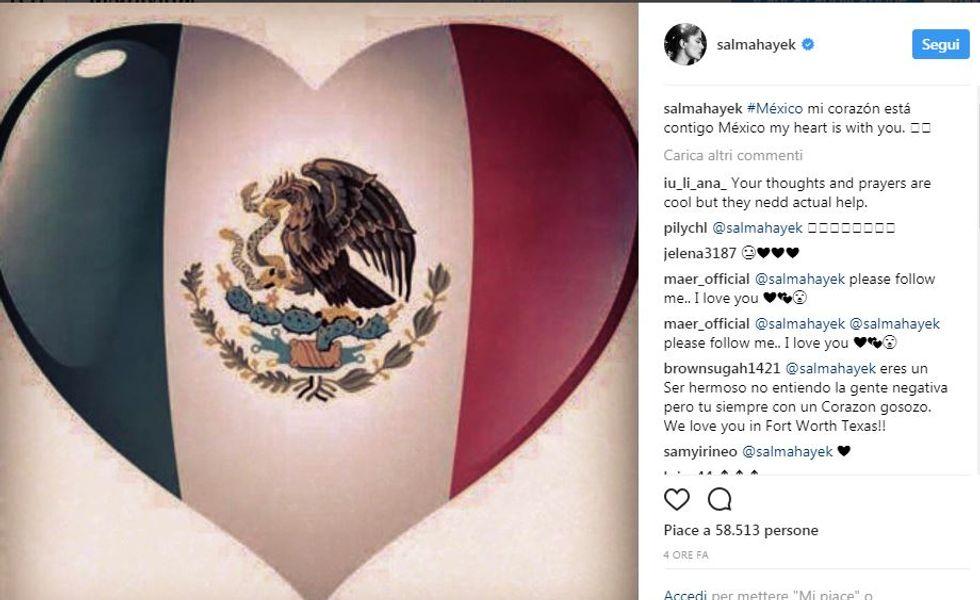 Messico, il cordoglio per il terremoto corre sui social network
