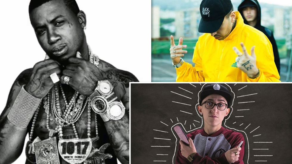 Gucci Mane esce di prigione, il ritorno di Luché e il nuovo album di Mc Nill