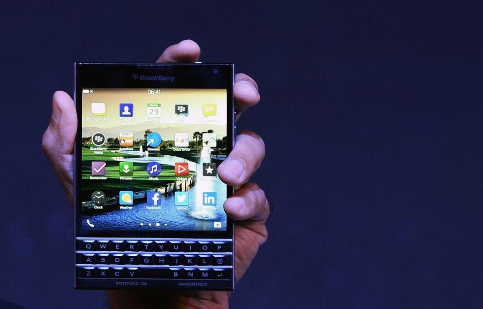 Samsung-BlackBerry: le cinque cose da sapere
