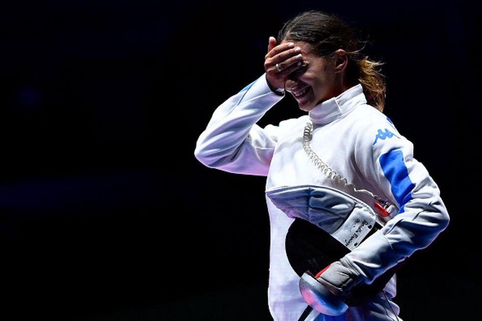 Rio 2016: chi è Rossella Fiamingo, la prima medaglia italiana alle Olimpiadi