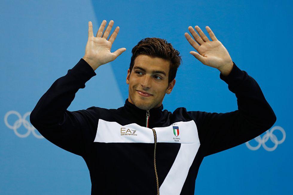 Rio 2016: il nuoto comincia con il bronzo di Detti