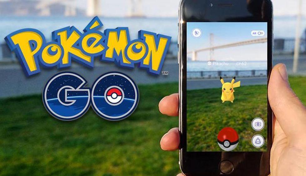 pokemon go update ios android
