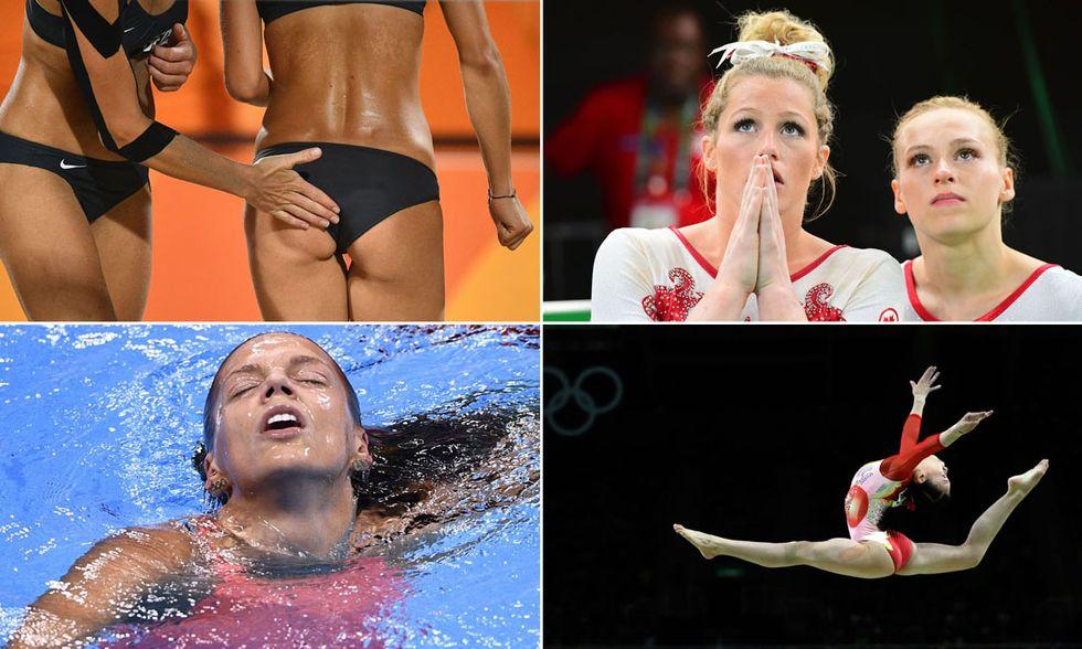 Olimpiadi Rio 2016 - Atlete sexy