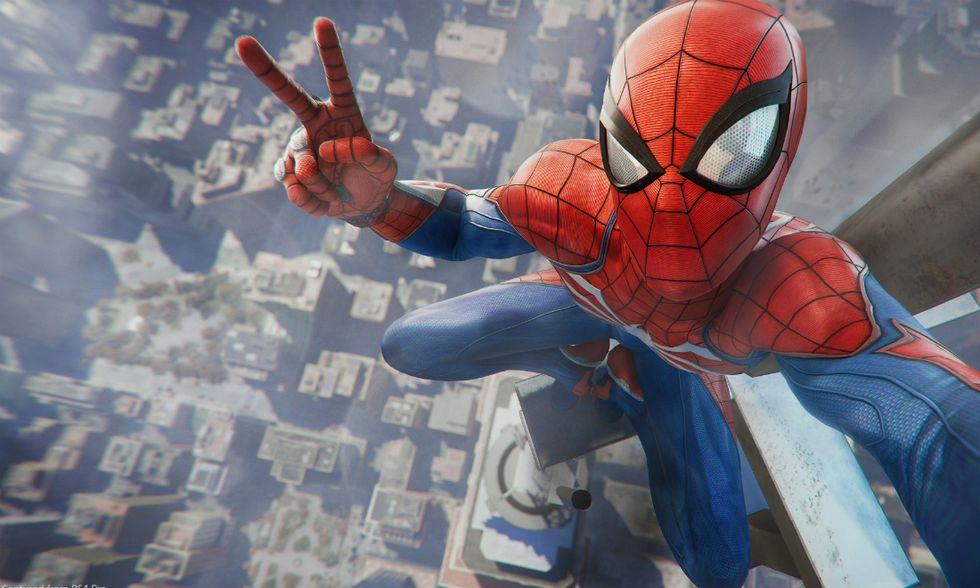 Videogiochi-Spiderman
