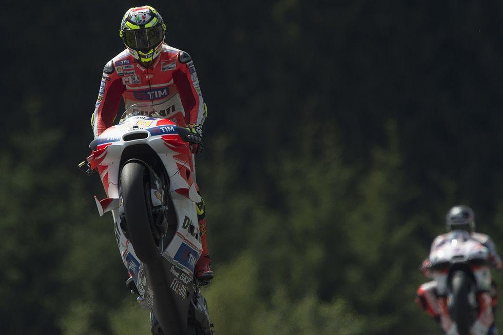 La Ducati torna alla vittoria dopo 6 anni con Iannone, 2° Dovizioso
