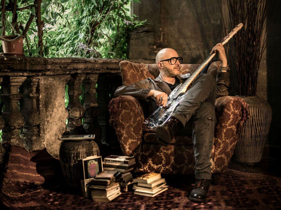 Saturnino: chinotto, anguria e rock and roll