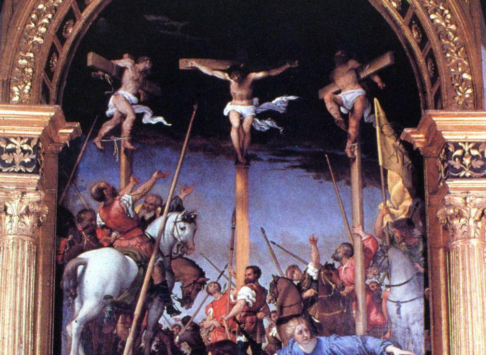 Viaggio al centro di Lorenzo Lotto