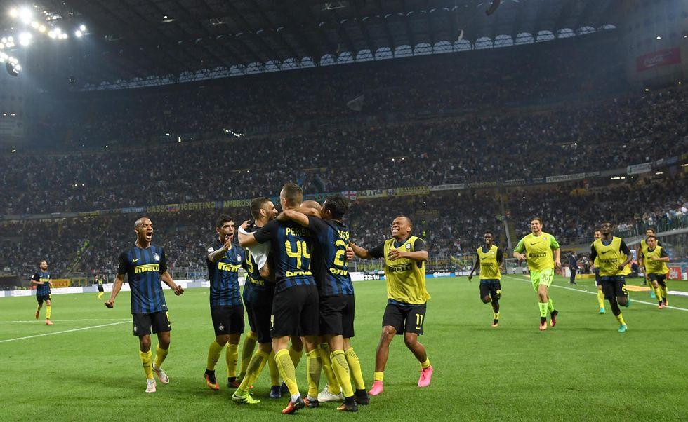 Serie A Inter-Juventus 2-1giornata 4