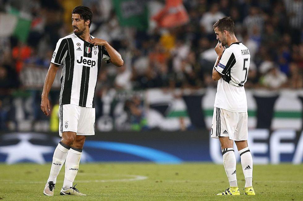 Juventus Siviglia Champions League 2016-2017