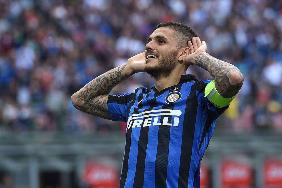 Mauro Icardi rinnovo contratto Inter