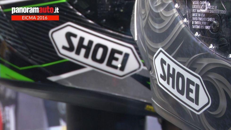 EICMA 2016: le novità Shoei
