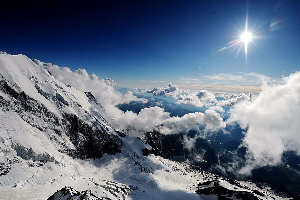 L'influenza delle Alpi sul clima piemontese: dalla neve al Föhn