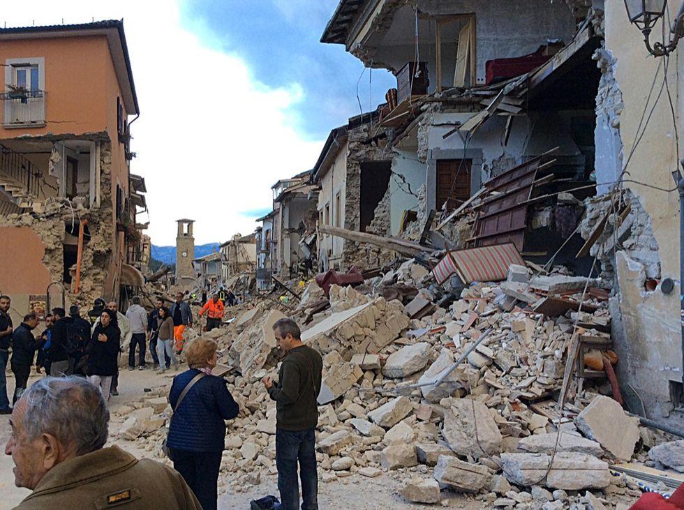 Terremoto in Centro Italia: tutte le variazioni dei palinsesti televisivi