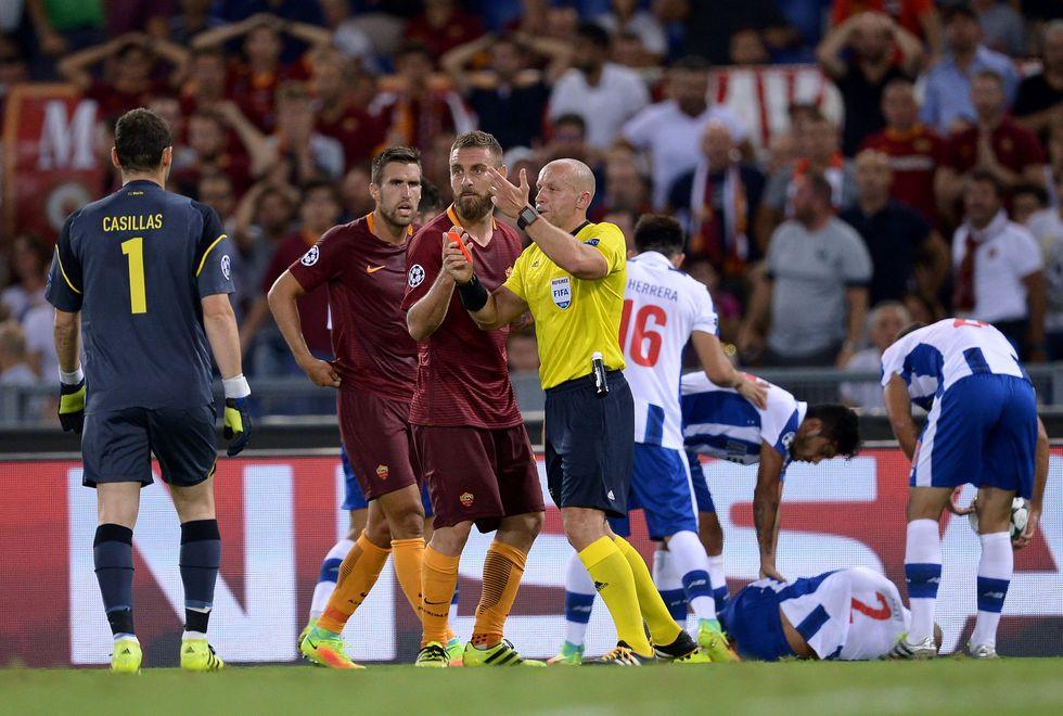Roma-Porto preliminare Champions League