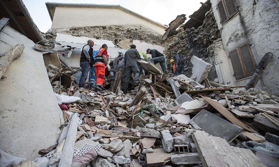 terremoto Accumoli