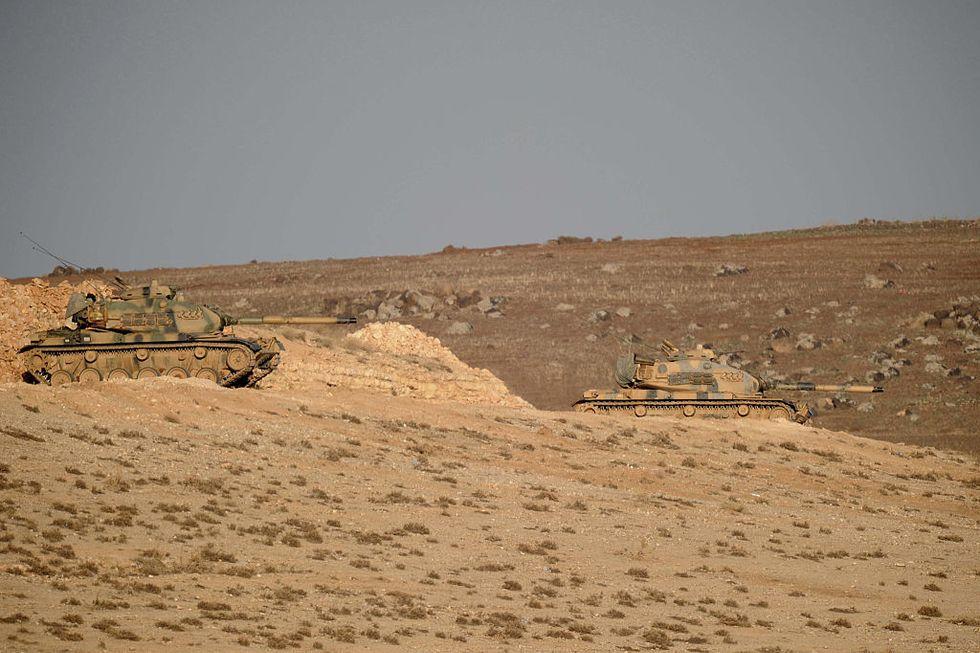 I tank turchi in Siria: che cosa cambia sullo scacchiere bellico