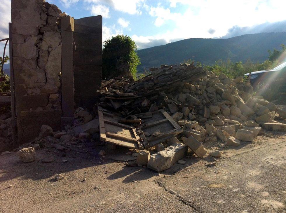 Terremoto ad Accumoli: una famiglia distrutta dal sisma