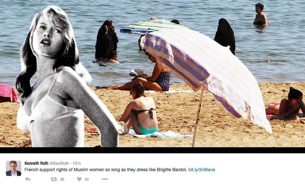 Francia: perché il divieto anti-burkini è stato giudicato illegale