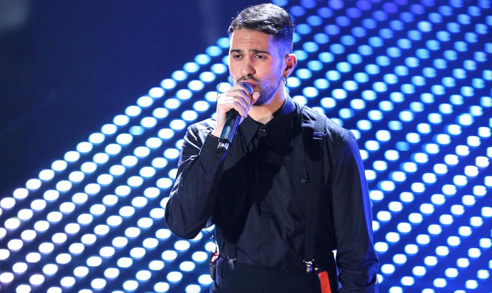 Mahmood a Sanremo Giovani 2016