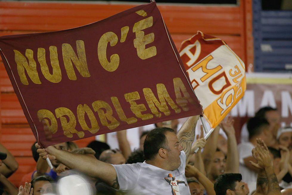 Roma Spalletti Cagliari processo