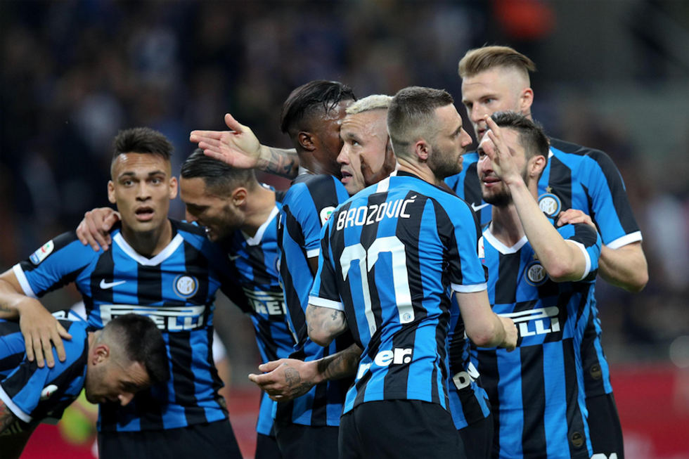 Inter Empoli Champions League