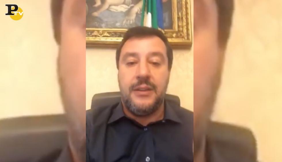 Salvini comandante Sea Watch sbruffoncella