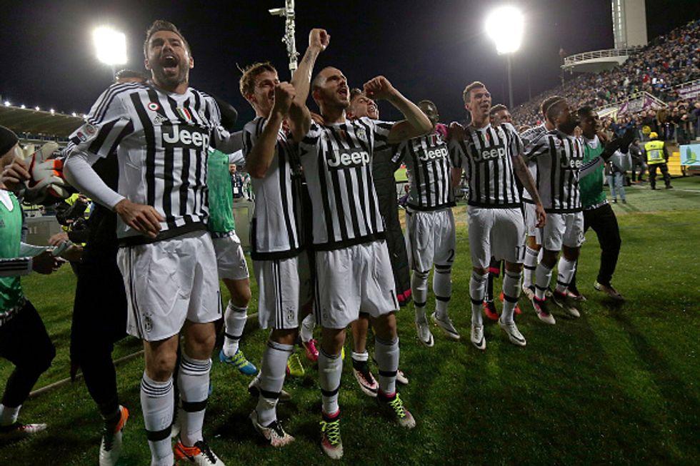 Scudetto Juventus: tutti i record della stagione 2015-2016