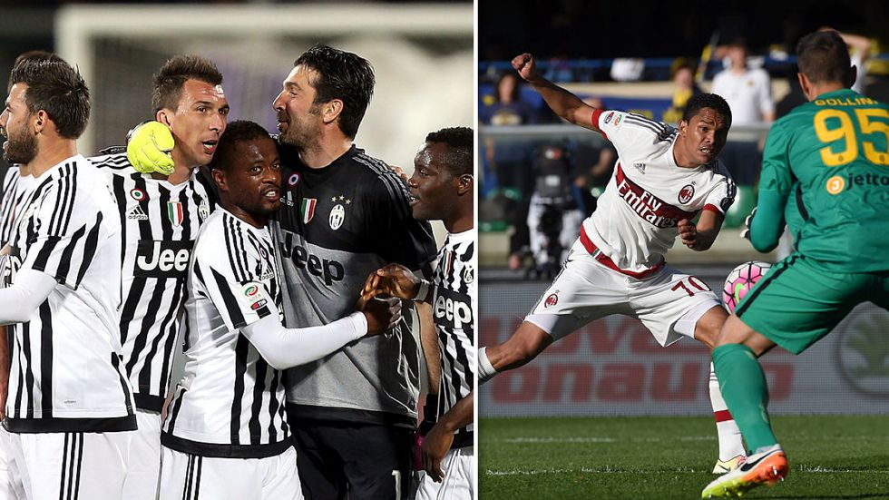 35a giornata serie A, top e flop: Buffon leggendario, Bacca crolla con il Milan