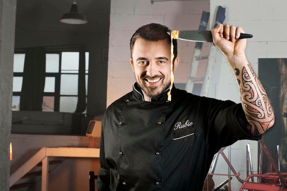Chef Rubio alla conquista di Lisbona: 5 cose da sapere
