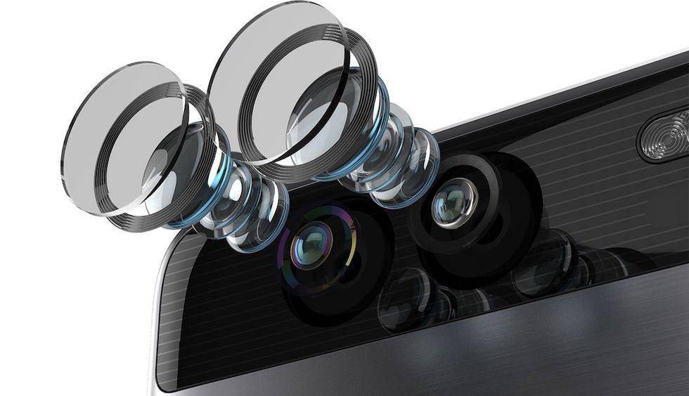 huawei p9 leica sunny optical