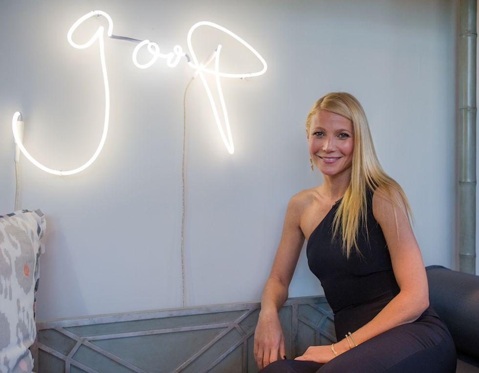 Gwyneth Paltrow pentita di aver lasciato Chris Martin?