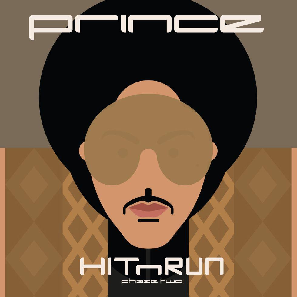 Prince, l'ultimo album di un genio: HITNRUN Phase Two