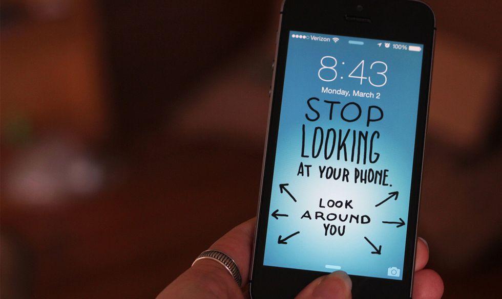 Dipendenza da smartphone? Ecco come disintossicarsi
