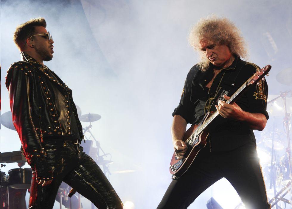 I Queen e Adam Lambert live a Chicago